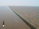 长江口深水航道治理一、二、三期工程