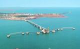 青岛黄岛二期油码头